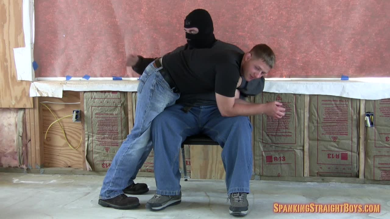 Farm boy spanking part 4