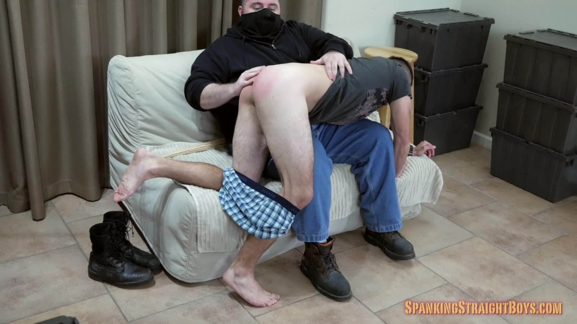 First spanking video